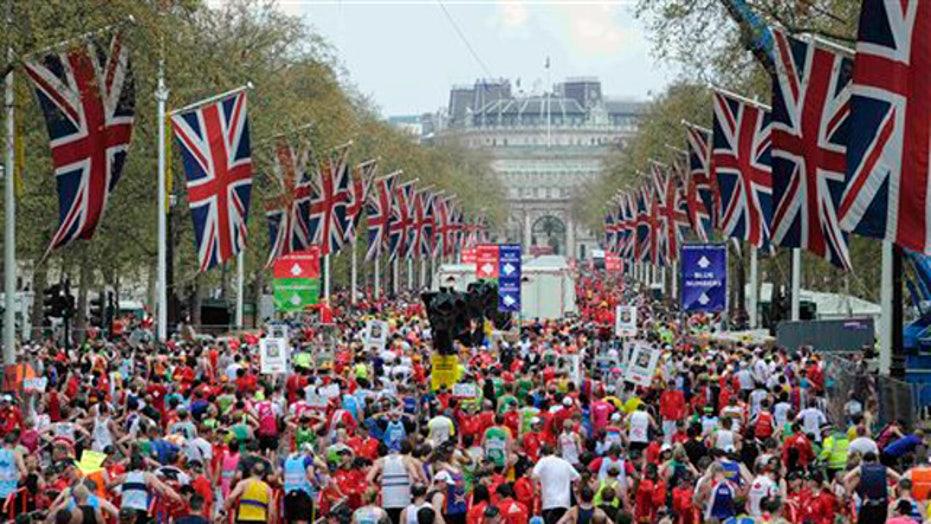 London beefs up security ahead of weekend's marathon