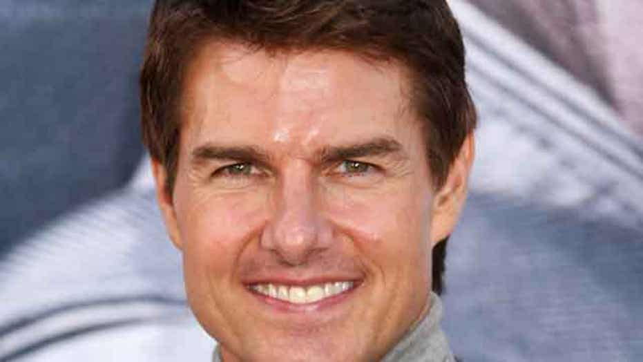 Break Time! Is Tom Cruise in a Role Rut?