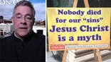 Father Robert Sirico reacts to anti-Easter display in Wisconsin State Capitol