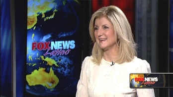 Arianna Huffington On Her New Book And How Latinos Could 'Thrive'