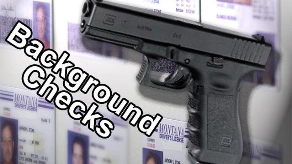 Background check plan in trouble