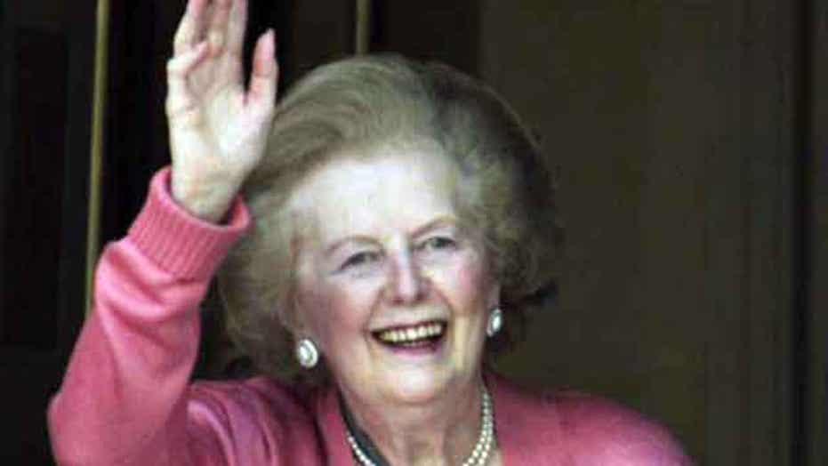 Britain bids farewell to Margaret Thatcher