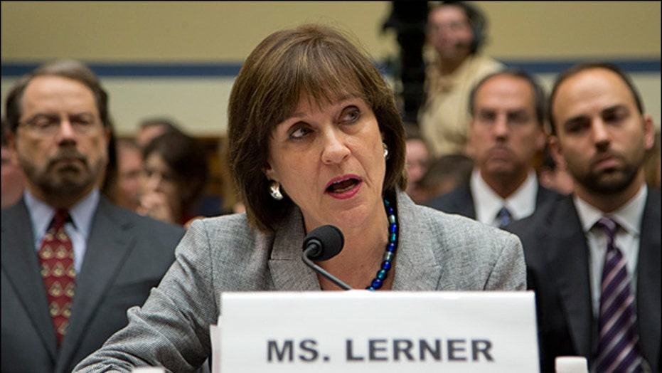 Emails reveal Lerner spoke with DOJ days before apology