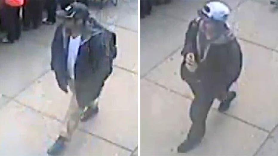FBI releases video of Boston Marathon bombing suspects