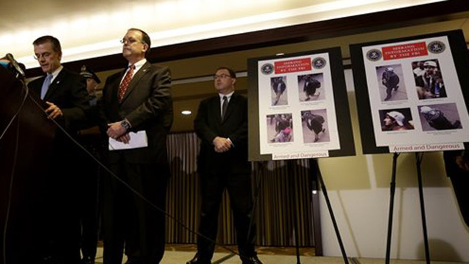 What can authorities glean from video of Boston suspects?