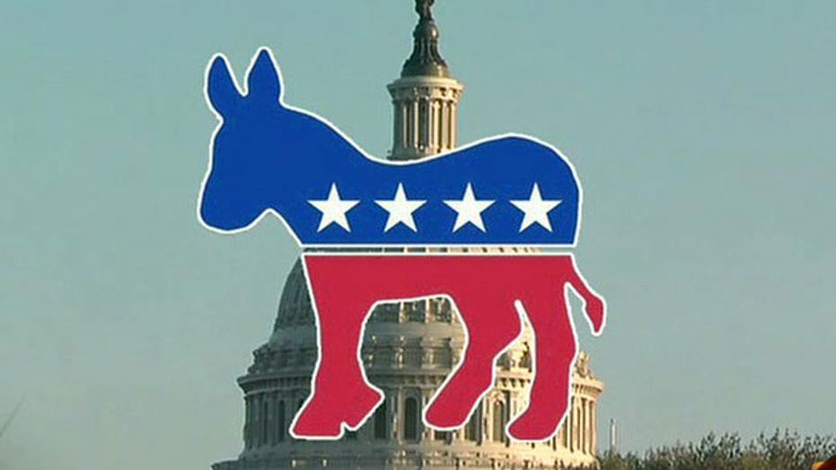 Democrats running from the Obama 'recovery'?