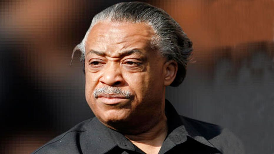 Sharpton: Obama 'risen' after being 'politically crucified'