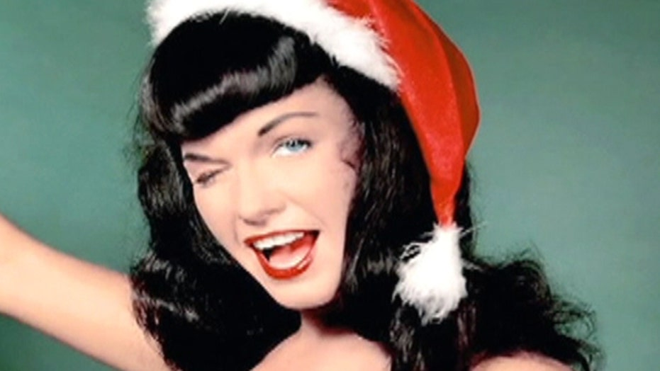 Bring Bettie Page home