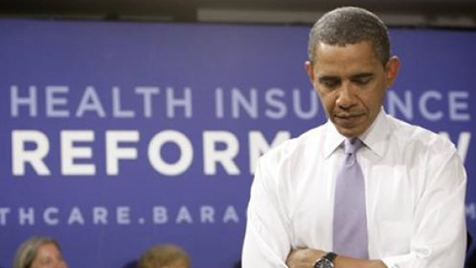 What happens when people stop paying ObamaCare premiums?
