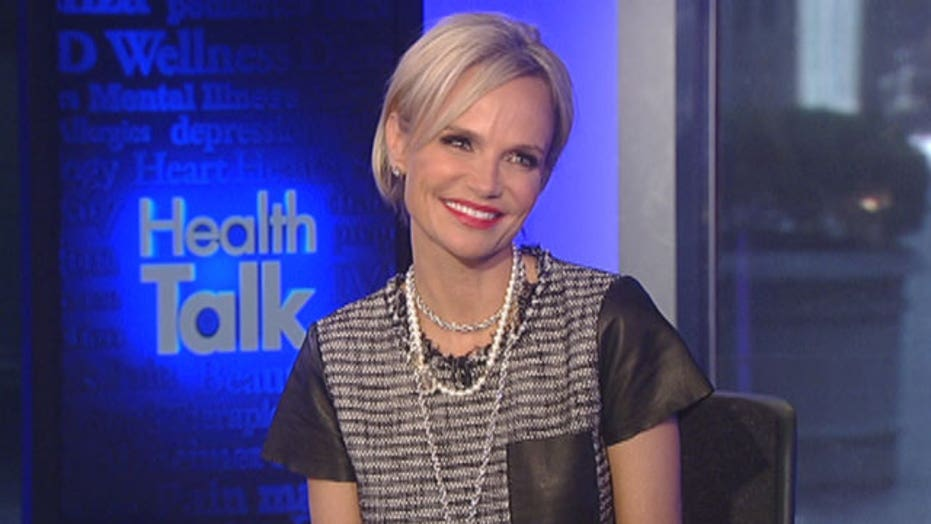 Kristin Chenoweth gives a voice to asthma awareness
