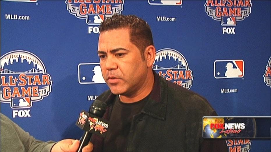 New York Mets Edgardo Alfonzo Speaks to FNL