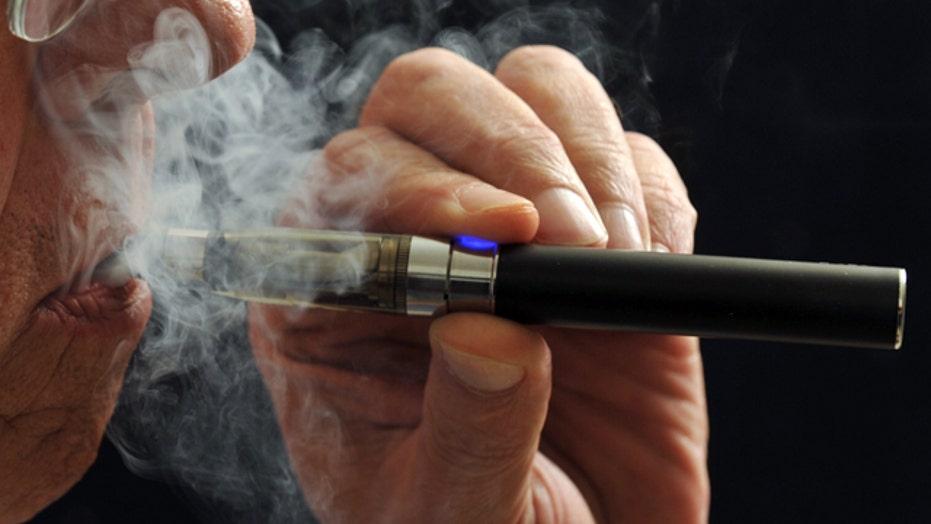 FDA proposes first e-cigarette rules