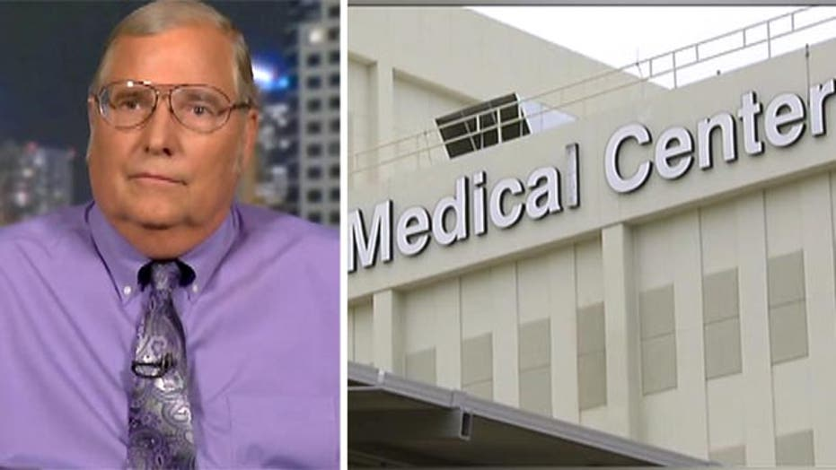 Doctor speaks out after veterans die waiting for care