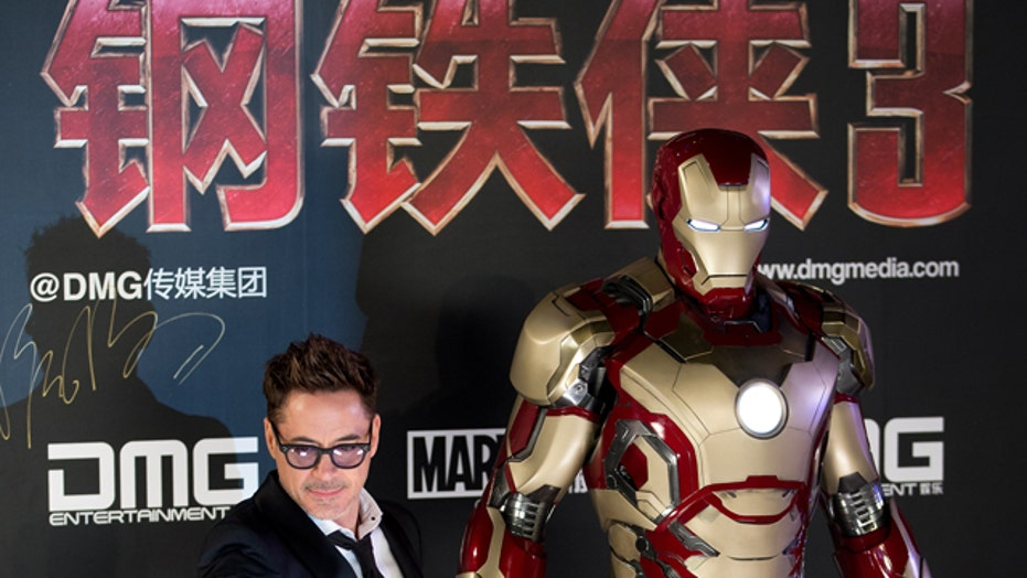 China's increasing influence in Hollywood