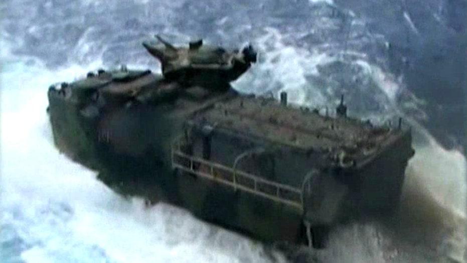 Developing the next-gen amphibious assault vehicle