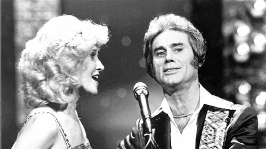 Country superstar George Jones has died