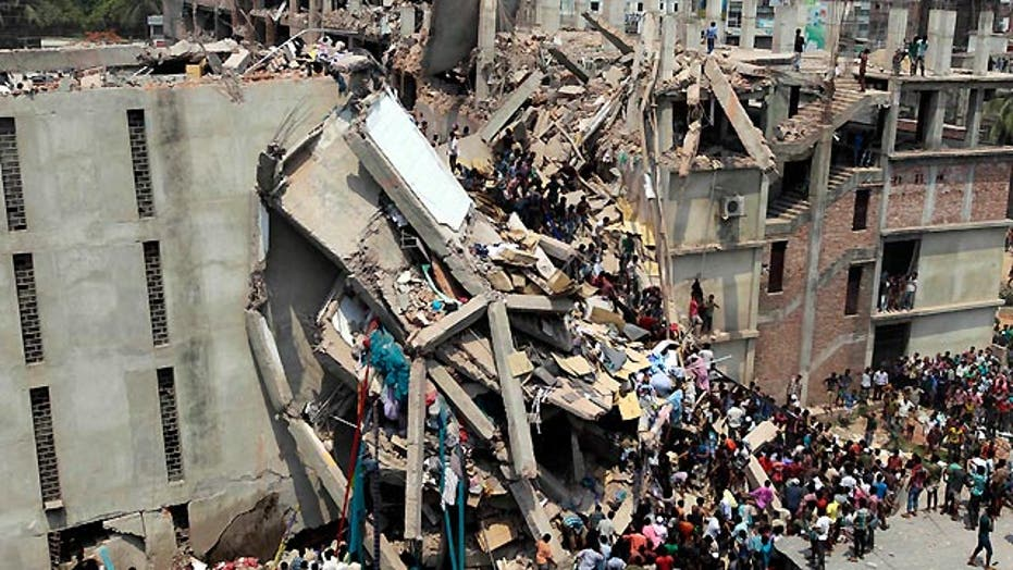 Retailers take cue from Bangladesh factory collapse