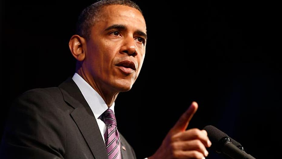 Obama addresses Planned Parenthood supporters, opponents