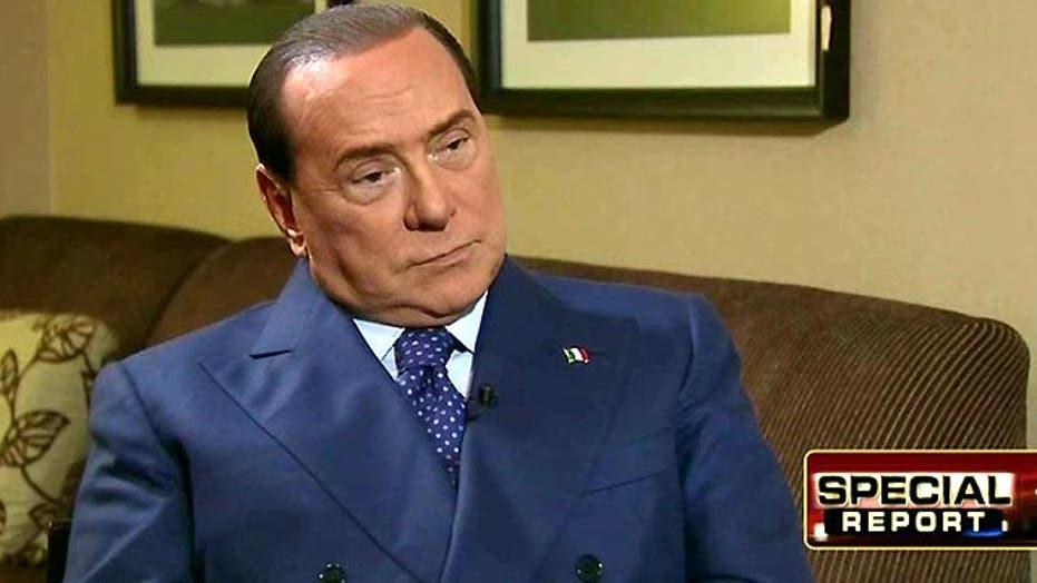 Silvio Berlusconi on Italian politics, personal challenges