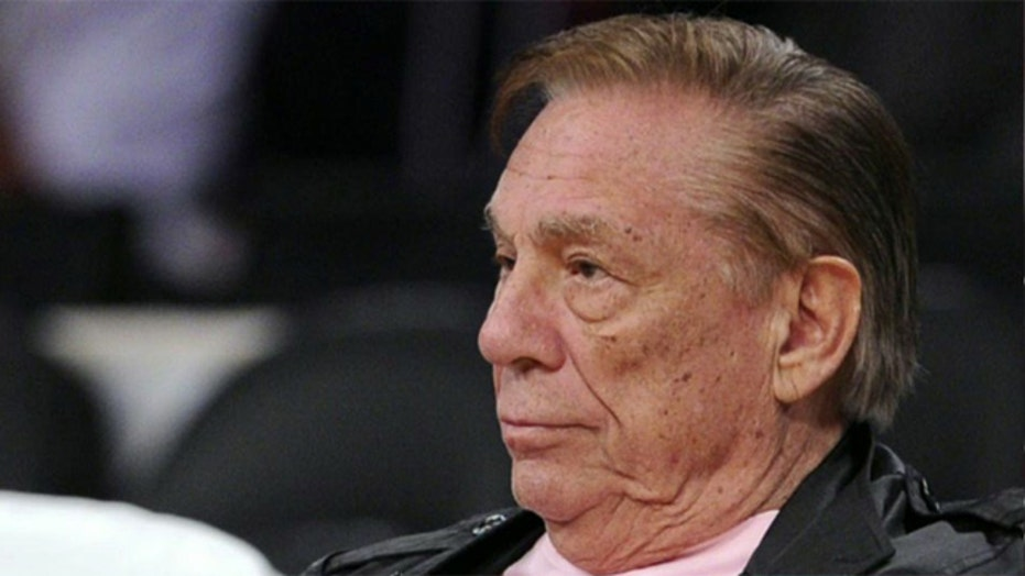 NBA probing alleged racist recording of Don Sterling