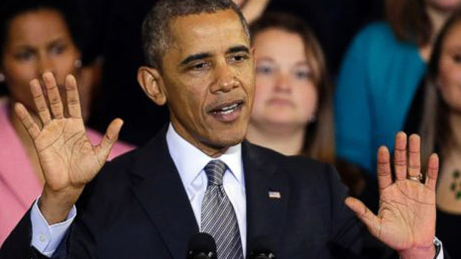 ObamaCare about to put jobs market on life support?