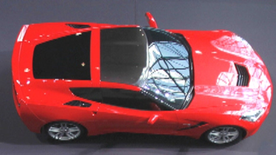 Break Time: Mid-life crisis? New Corvette!