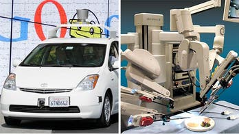 Smart cars and robot surgeons could be headed our way