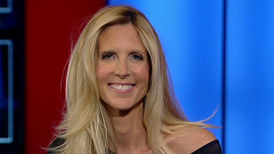 Ann Coulter sounds off about the Donald Sterling scandal