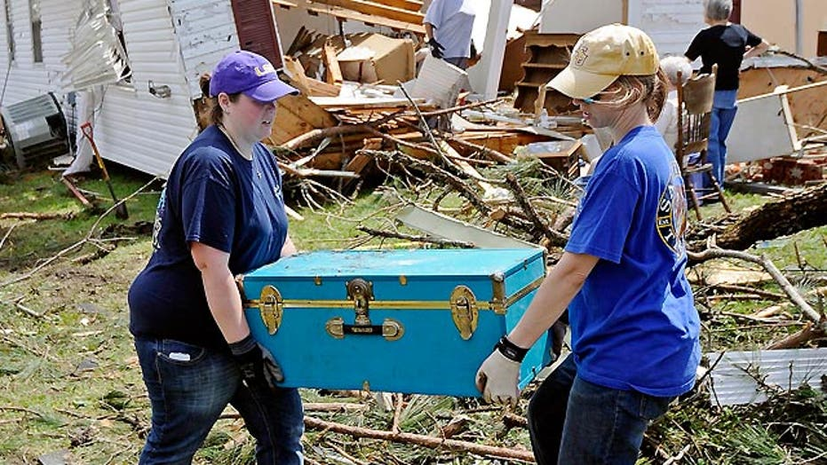 Mayor Jason Shelton on the 'overwhelming' Tupelo spirit