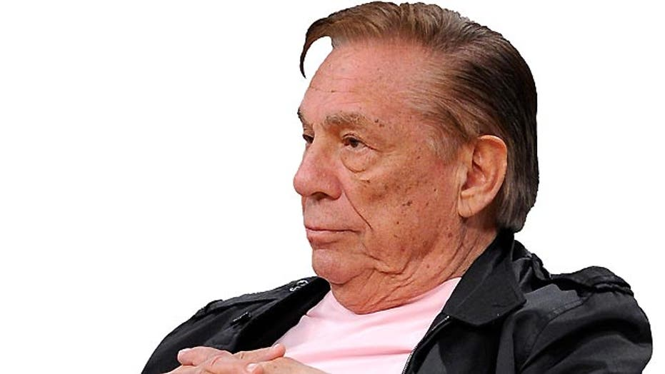 NBA suspends LA Clippers owner Donald Sterling indefinitely