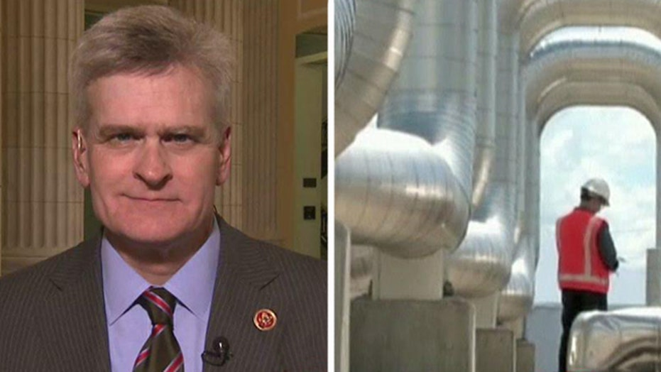 Rep. Cassidy urges Landrieu to bypass Obama for pipeline