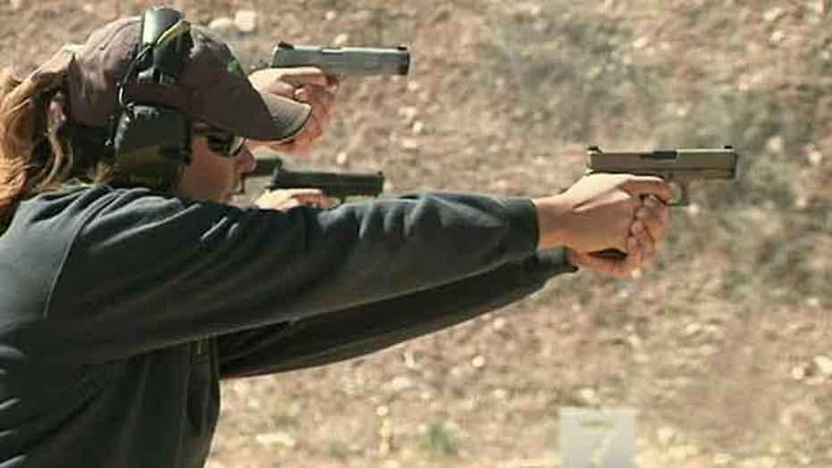 Inside Arizona's elite Gunsite Academy