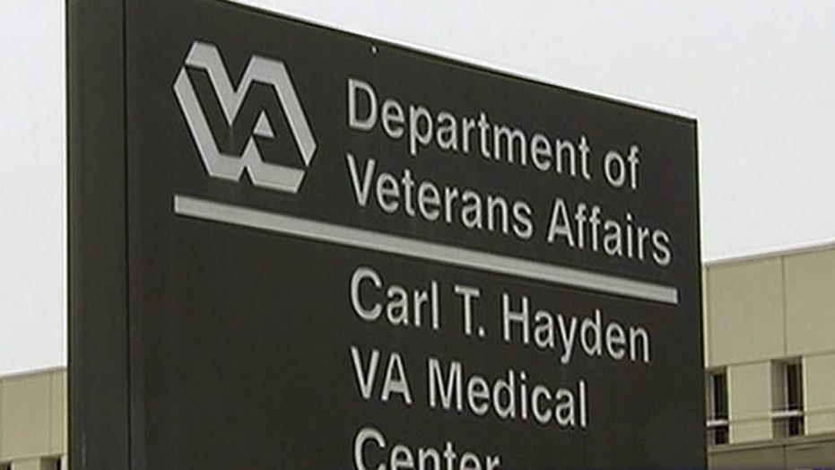 When will the Phoenix VA hospital be held accountable?