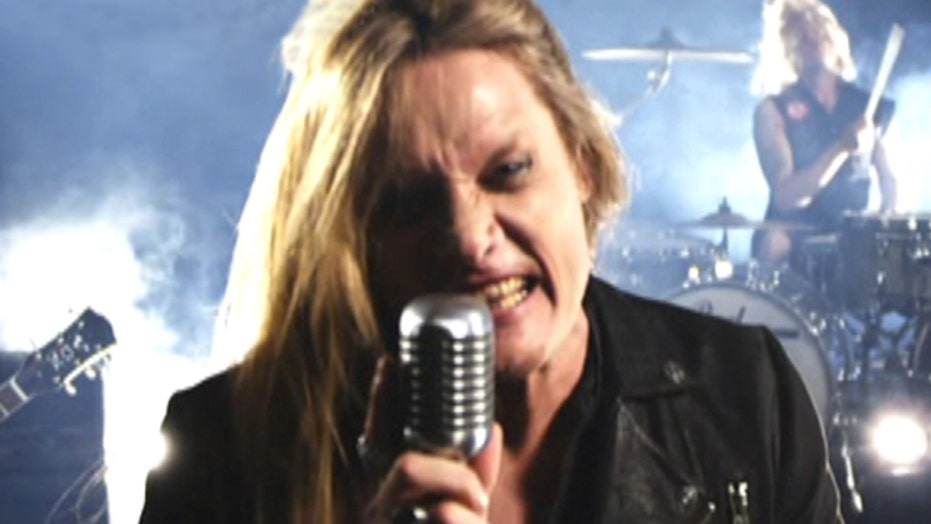 Sebastian Bach ready to 'Give Em Hell'