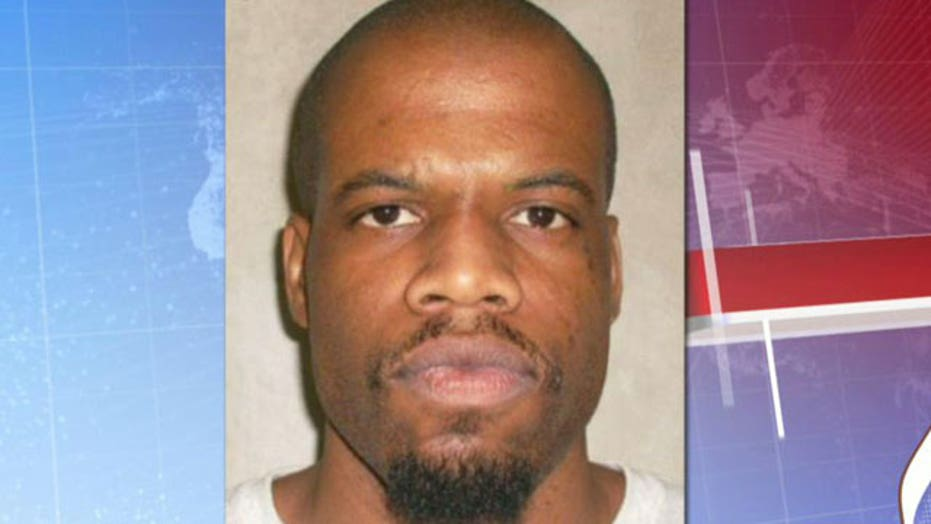 Inmate dies after botched execution in Oklahoma