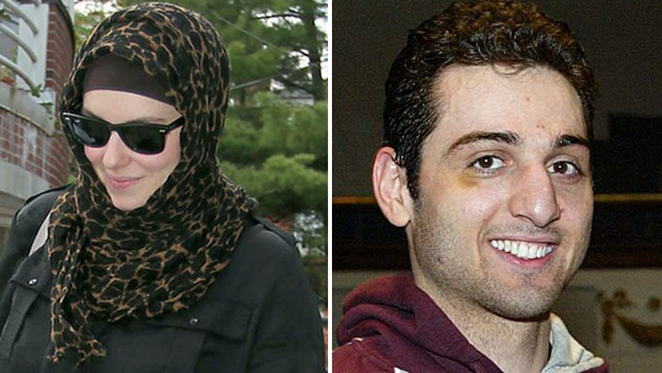 Boston bombing suspect's widow wants body released to family