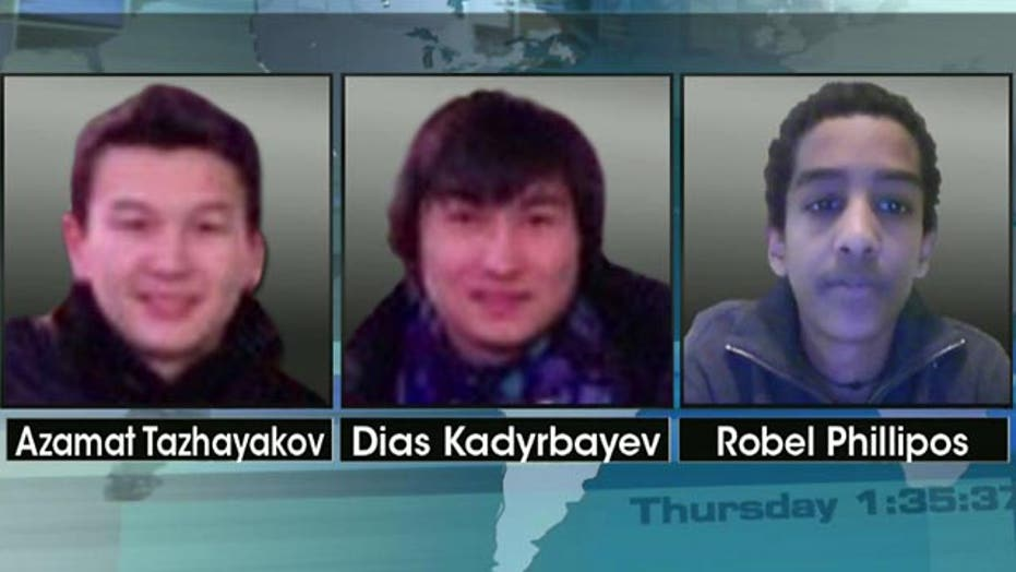 New suspects a 'window' into Dzhokhar Tsarnaev's mind?