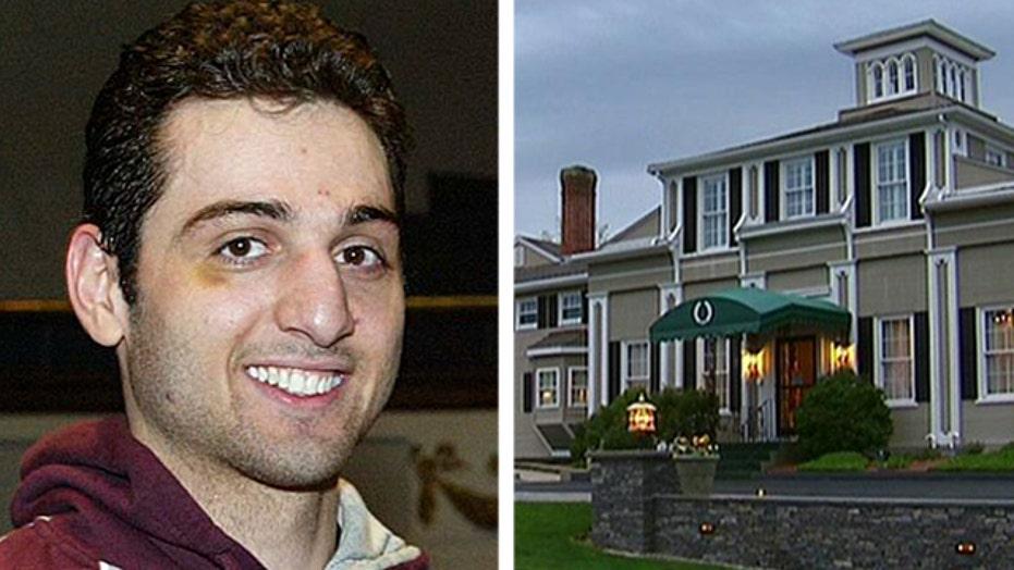 Tamerlan Tsarnaev's remains taken to funeral home