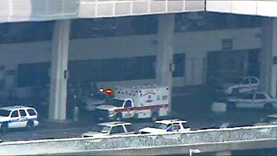 Man fatally shoots self at Bush Intercontinental Airport