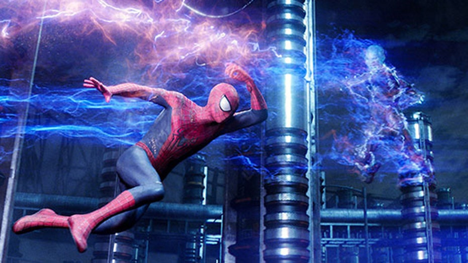 Does 'The Amazing Spider-Man 2' spin a good web?