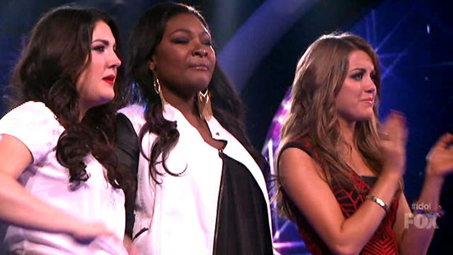 American Idol Recap: And then there were 3
