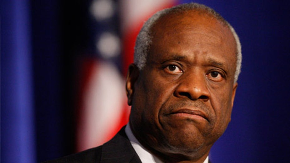 Clarence Thomas: Obama approved by 'elites and media'