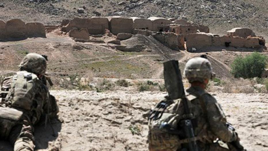 Five American Troops killed by IED in Afghanistan