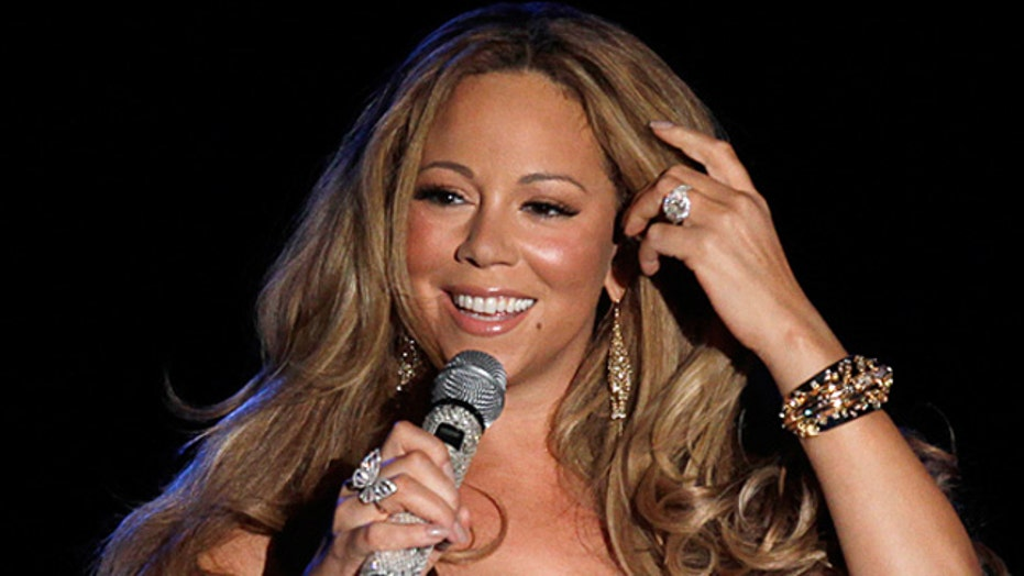 Mariah Carey threatens to leave 'Idol'