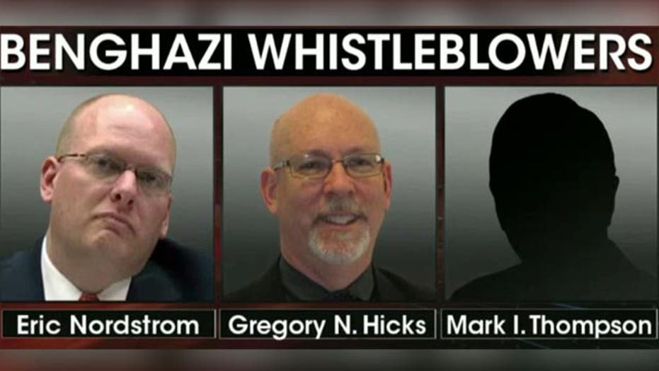 Previewing whistle-blower testimony on Benghazi
