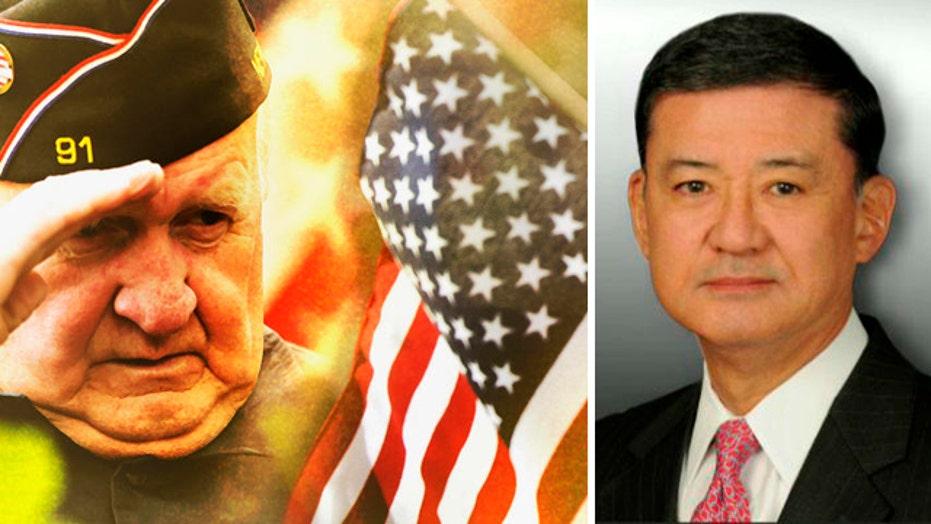 American Legion calls on VA sec'y to resign amid scandals