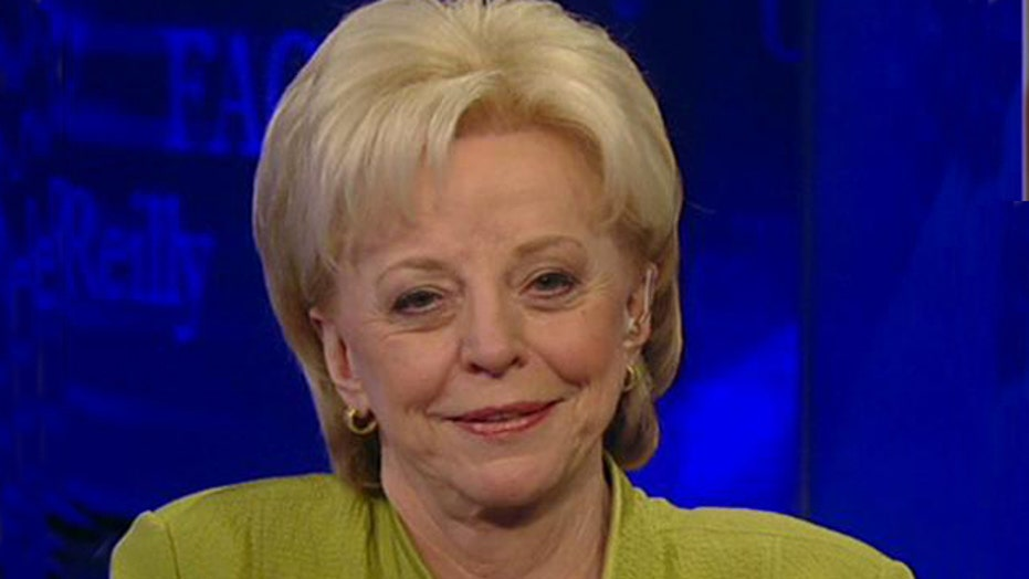 Lynne Cheney enters the 'No Spin Zone'