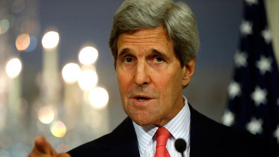Kerry says WH will cooperate with new House Benghazi probe