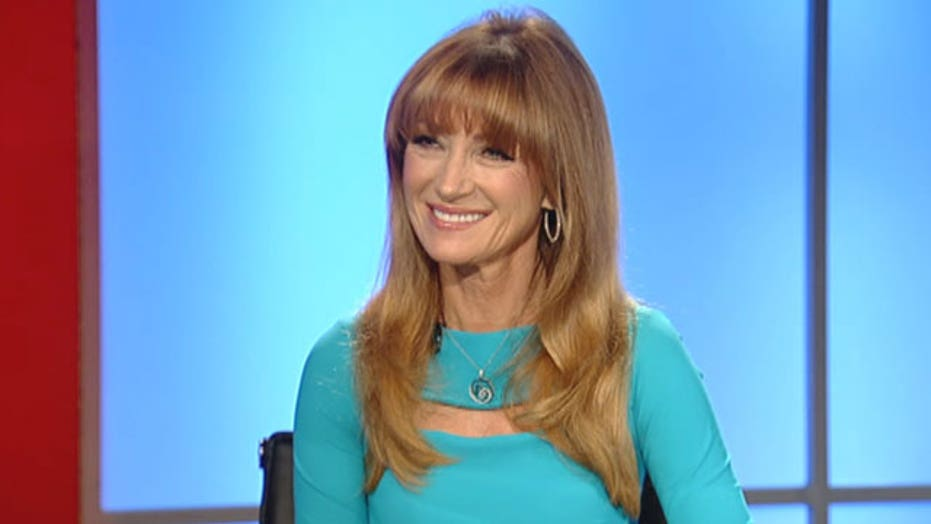 Jane Seymour's secrets to longevity