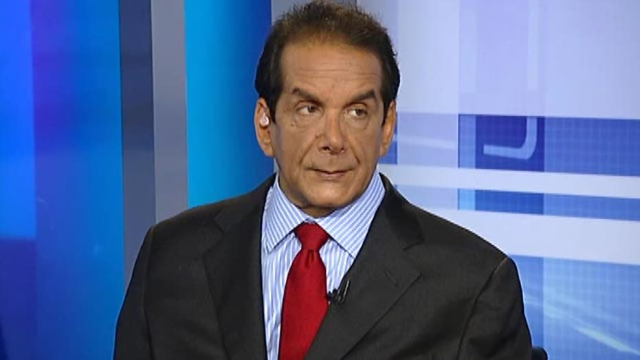 Krauthammer's take: 'Glaring questions unanswered' about Benghazi